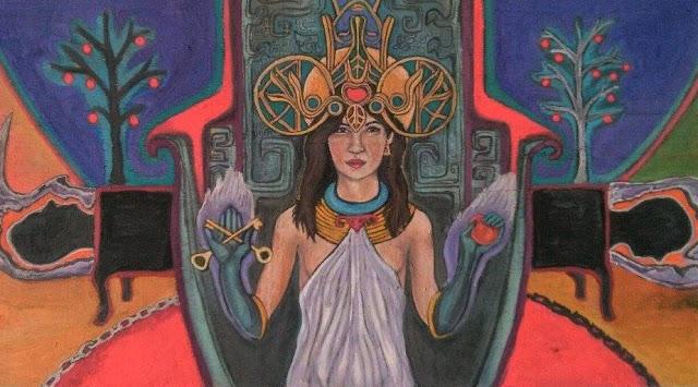 II. A főpapnő